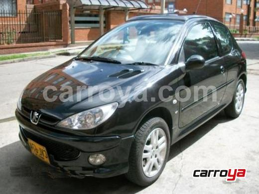 Peugeot 206 1.6 XS 3 Puertas 2008