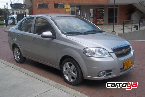 Chevrolet Aveo Emotion 1.6 4 Puertas Mecnico Full Equipo 2008