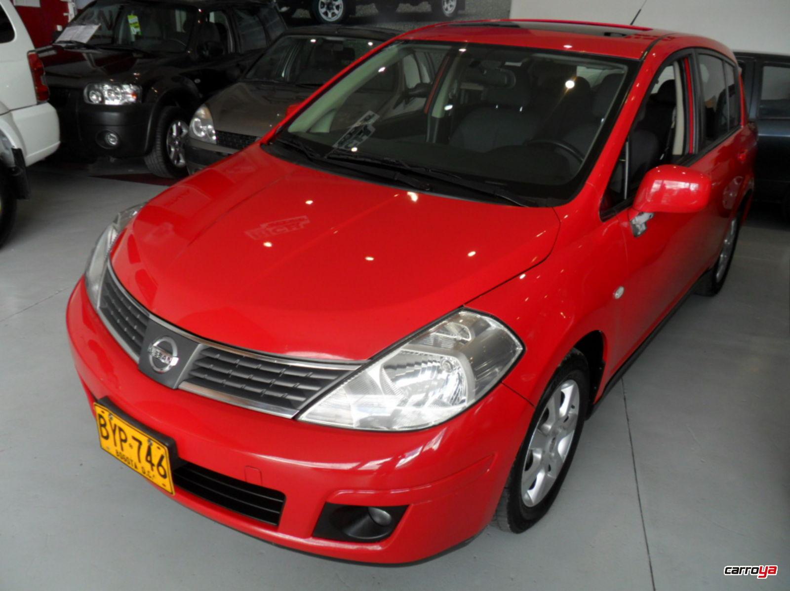 Nissan Tiida 1.8 Premium Automático Full Equipo Hatchback 2007 usado ...