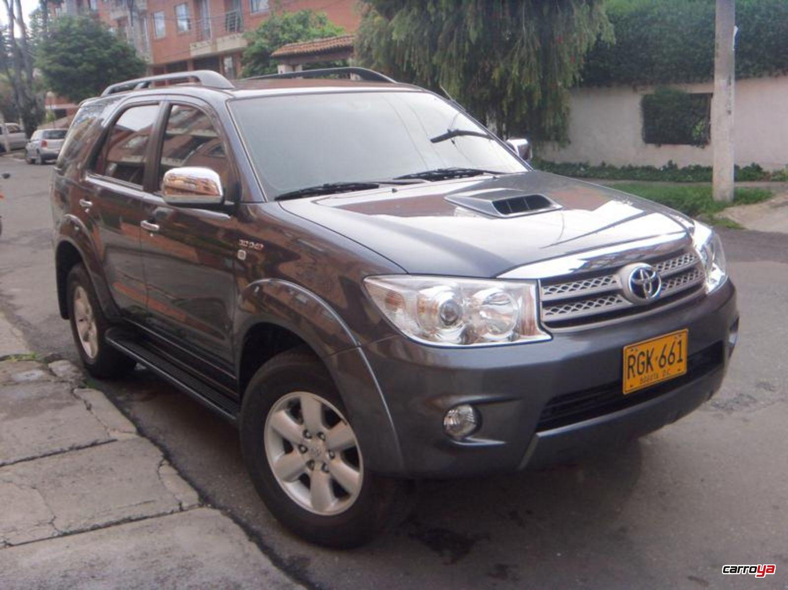 Toyota Fortuner 2011 Venta De Autos Nuevos Y Carros Usados ...