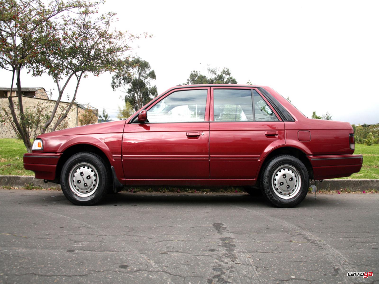 Mazda 323 Nx 1 5 Direccin Hidrulica 1996 Usado En Bogota