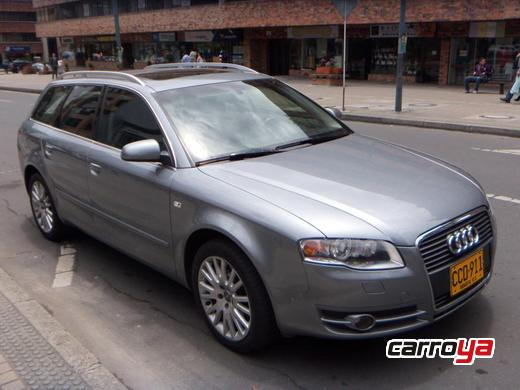 Audi A4  2007