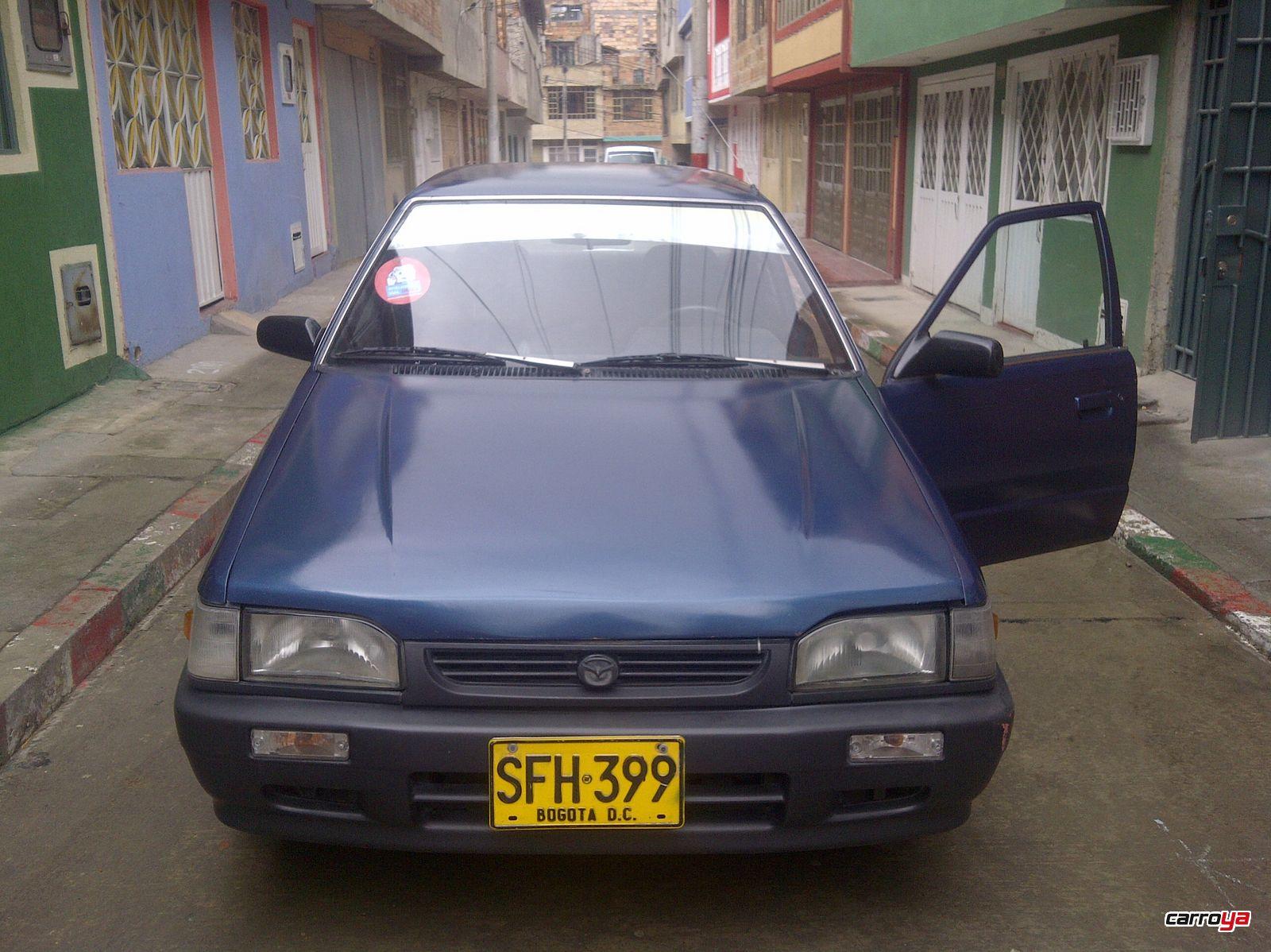 Mazda 323 1300 1989 usado en Venta - BOGOTA - 1451644 - www.carroya ...