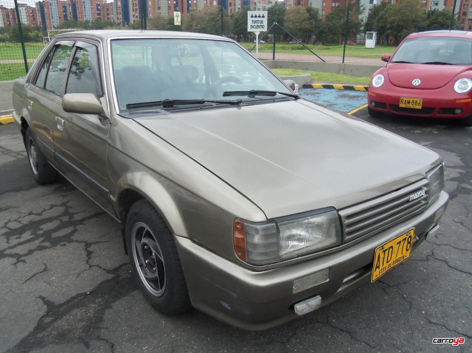 Mazda 323 Nx 1 5 1988 Usado En Bogota