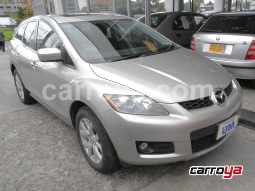 Mazda CX-7 2.3 Turbo Autom�tico 2007