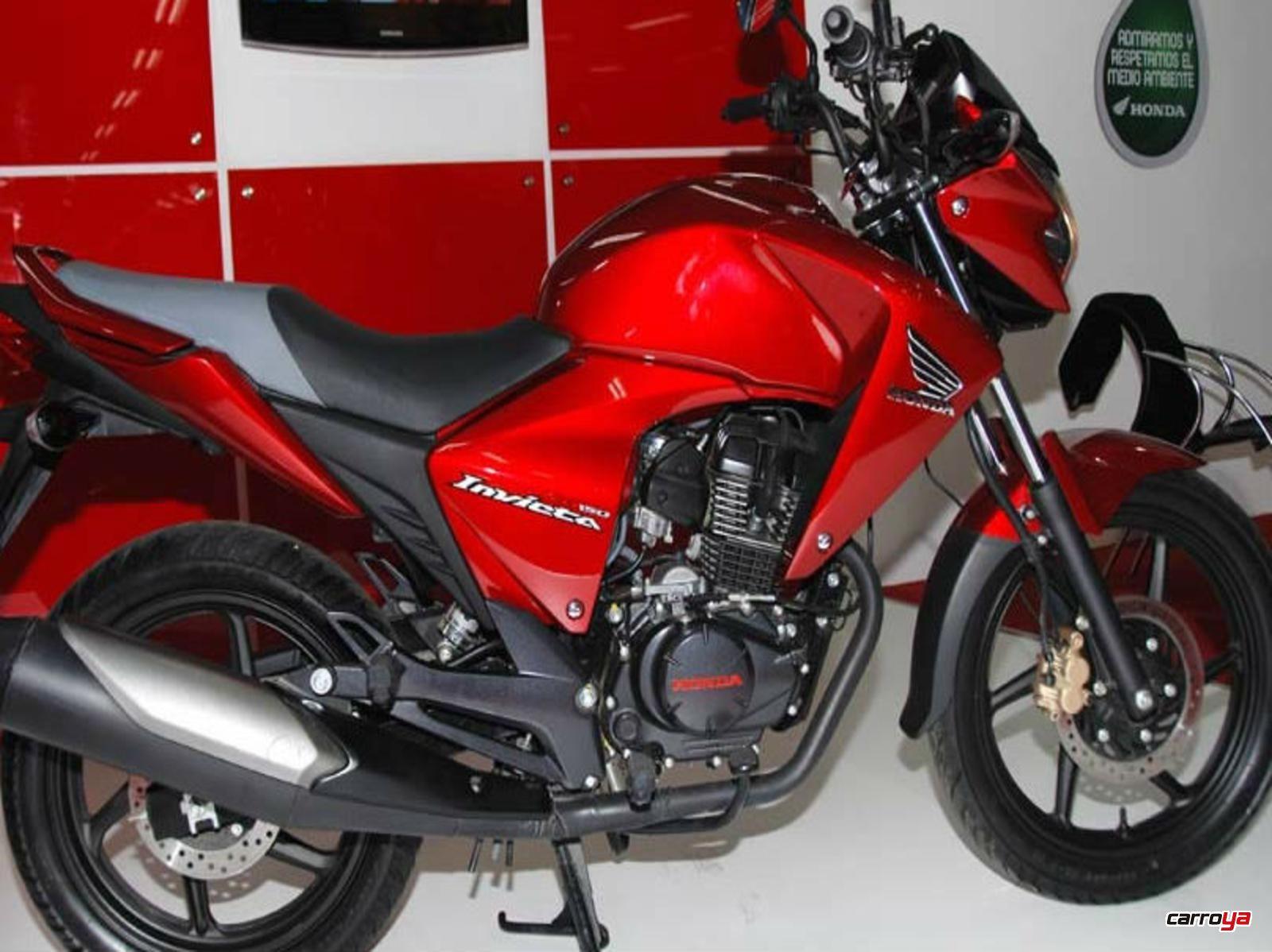 Honda CB 2013 150 Invicta
