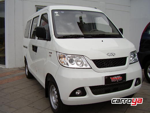 CHERY Yoyo 1.2  Mecnica A.A. 2013