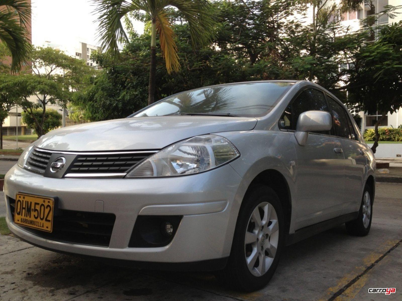 Nissan Tiida 1.8 Emotion Sedan Automático Full Equipo 2007 usado en ...