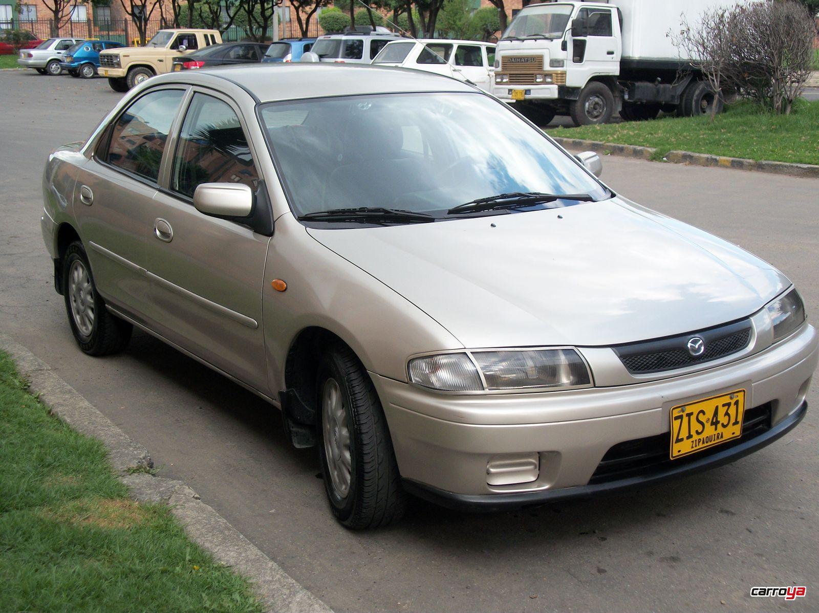 Mazda Allegro 1 6 Sedn 1999 Usado En Bogota