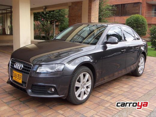 Audi A4 1.8 Luxury Turbo Multitronic 2009