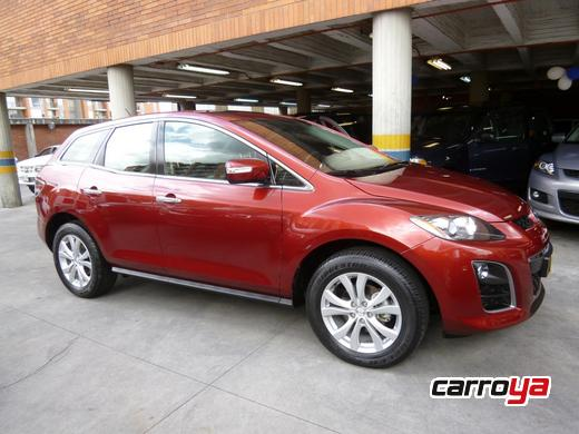 Mazda CX-7 2.3 Turbo Autom�tico 2011