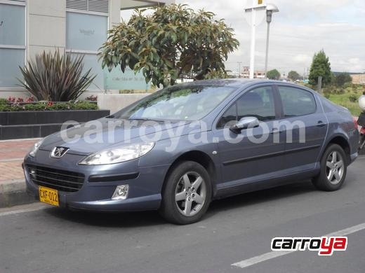 Peugeot 407  2007