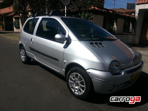renault twingo authentique 2010 usado en bogota 1468653. Black Bedroom Furniture Sets. Home Design Ideas