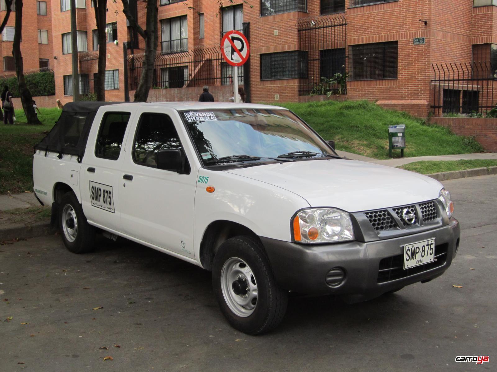 Nissan Frontier Np300 2 5 4x4 Doble Cabina Turbo Diesel Aa 2013 Nuevo