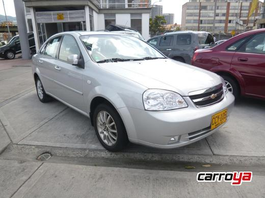 Chevrolet Optra Limited 1.8 Automtico 2007