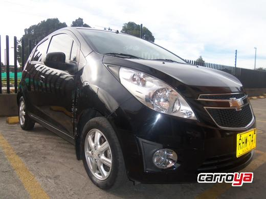Chevrolet Spark GT Mecnico Full Equipo 2011