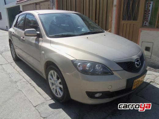 Mazda 3 1.6 Hatchback Automtico 2007
