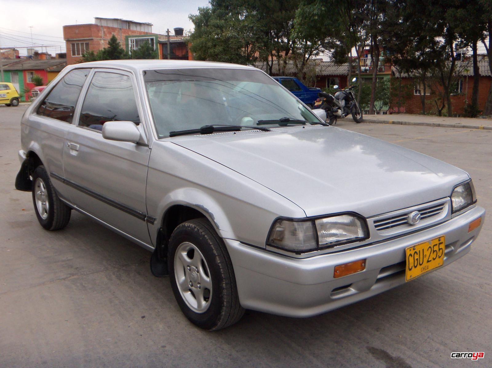 Mazda 323 1989 usado en Venta - BOGOTA - 1471814 - www.carroya.com