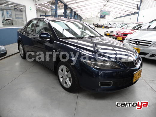 Mazda 6 2.3 SR Automtico 2008