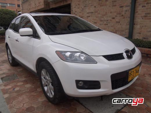 Mazda CX-7 2.3 Turbo Autom�tico 2008