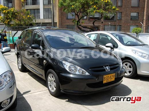 Peugeot 307 2.0 XT Feline 5 Puertas Techo Corredizo 2006
