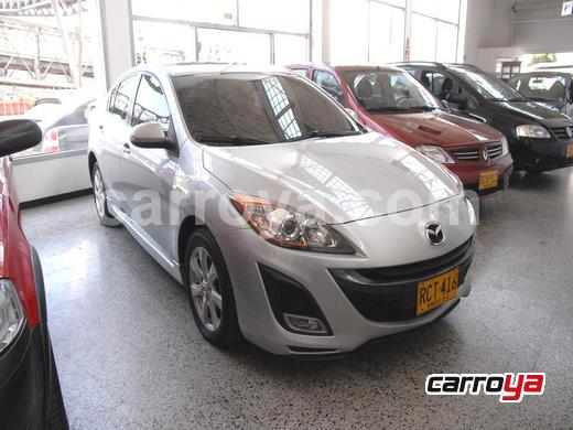 Mazda 3 All New 2.0 Sedan High Autom�tico 2011