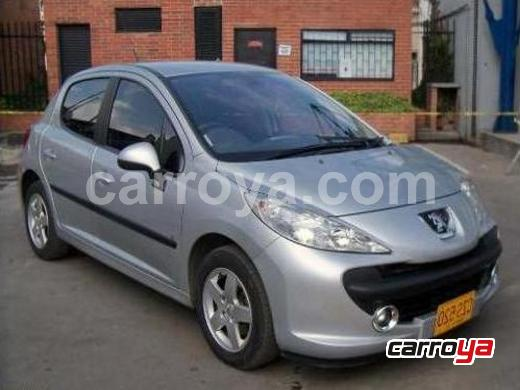 Peugeot 207 Sport 1.6 2008