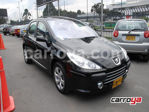 Peugeot 307 2.0 XS Diesel Mecnico 2009