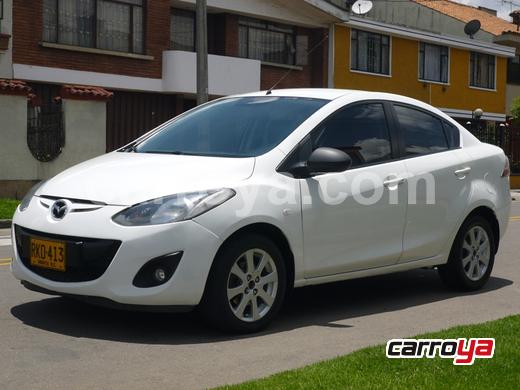 Mazda 2 1.5 Sedn Automtico 2011