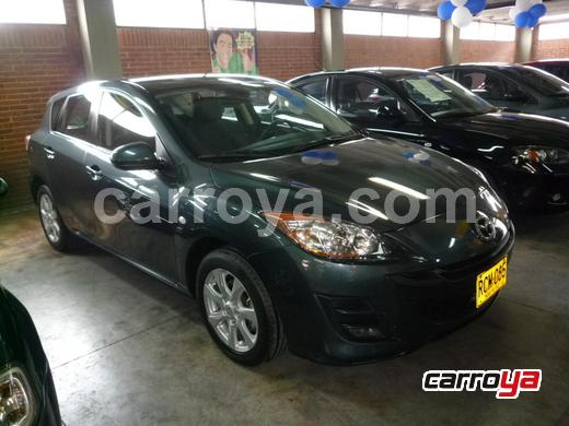Mazda 3 All New 1.6 Sedan Mid Mec�nico 2011