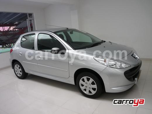 Peugeot 206+ 1.4 Mecnico 5 Puertas 2012