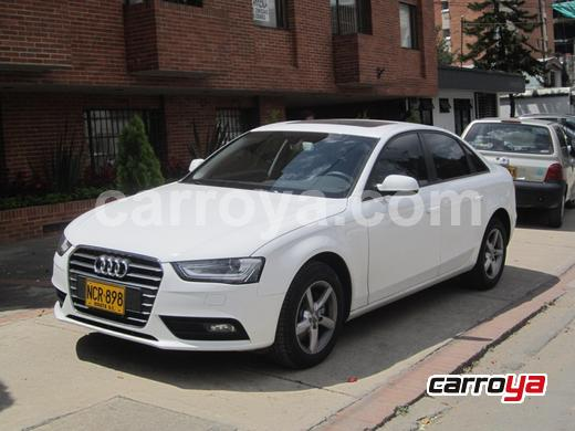 Audi A4 1.8 TFSI Ambition 2013
