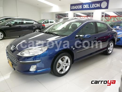 Peugeot 407 2.2 ST Automtico 2006