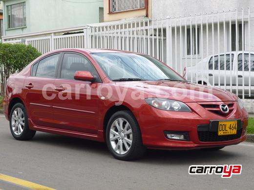 Mazda 3 2.0 Sedn Automtico 2010