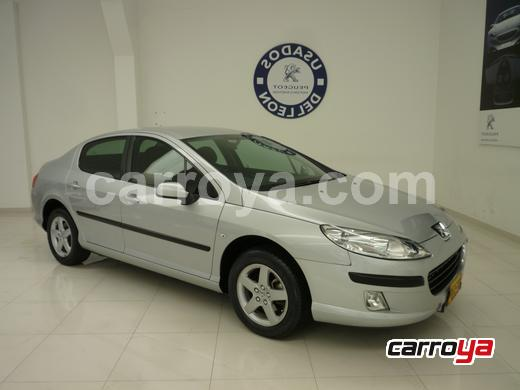 Peugeot 407 2.0 SR Mecnico 2007