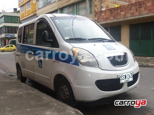 CHERY Vanpass 1.3 Pasajeros 2012