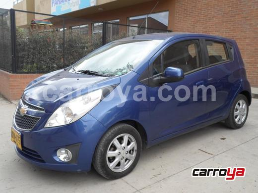 Chevrolet Spark  2011
