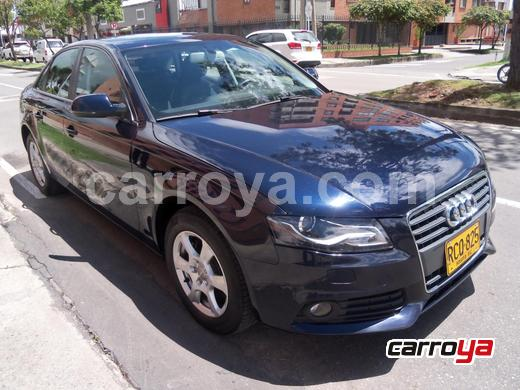 Audi A4 1.8 Turbo Aut 2011