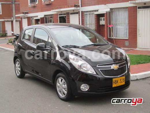 Chevrolet Spark GT Mecnico Full Equipo 2014