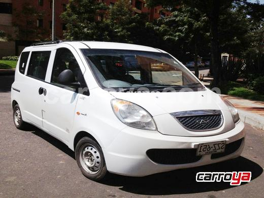 CHERY Yoya 1.3 Pasajeros 2012