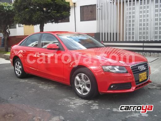 Audi A4  2012