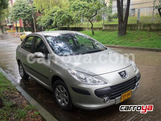 Peugeot 307 2.0 XS Sedn Mecnico 2007