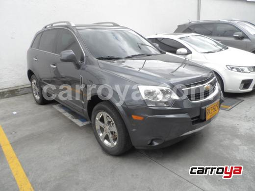 Chevrolet Captiva 3.0 FWD Platinum 2011