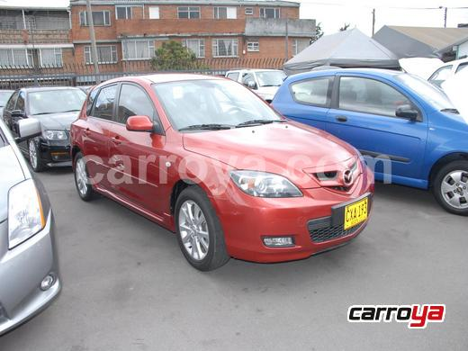 Mazda 3 2.0 Sedn Mecnico 2008