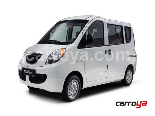 CHERY Vanpass 1.3 Mecnico D.H. Aire Acondicionado 2013