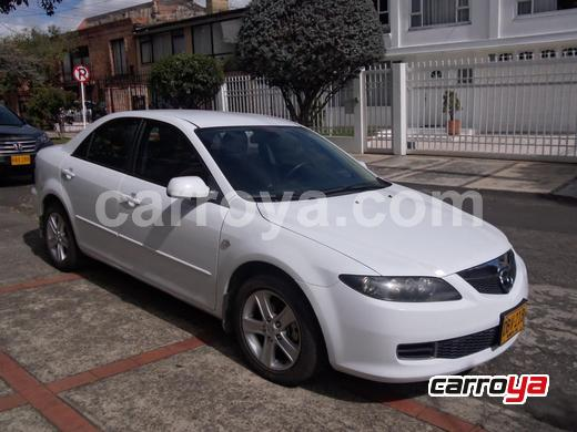 Mazda 6 2.0 Mecnico 2008
