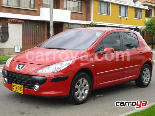 Peugeot 307 2.0 XT Feline 5 Puertas Techo Corredizo 2007