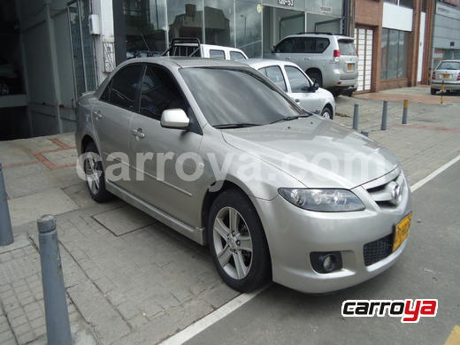 Mazda 6 2.3 NR Automtico 2007