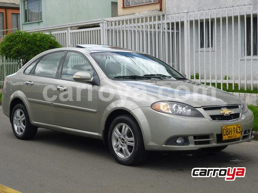 Chevrolet Optra Limited 1.8 Automtico 2009