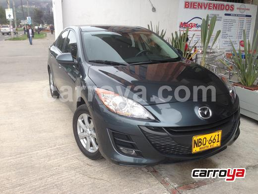 Mazda 3 All New 1.6 Sedan Mid Mec�nico 2012